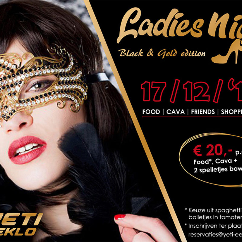 Ladies Night Yeti Eeklo