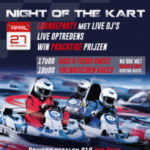 Yeti Eeklo Night Of The Kart
